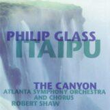 Glass, Philip: Itaipu / The Canyon [2xLP 180g]