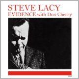 Lacy & Don Cherry, Steve: Evidence [LP, vinyle clair]
