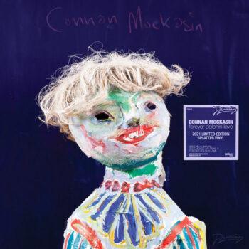 Connan Mockasin: Forever Dolphin Love [LP, vinyle coloré]