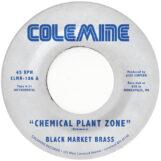 "Black Market Brass: Chemical Plant Zone [7"", vinyle rouge opaque]"