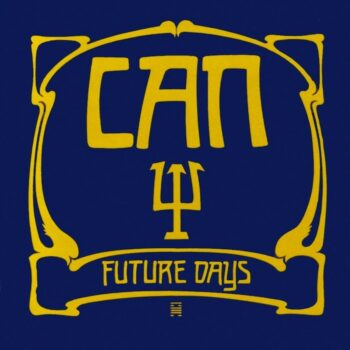 Can: Future Days [LP, vinyle doré]