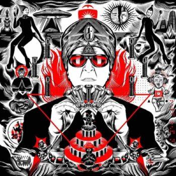 Jihad Jerry & The Evildoers: Jihad Jerry & The Evildoers [LP, vinyle rouge]