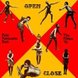Kuti & Africa 70, Fela Ransome: Open & Close [LP, vinyle rouge & jaune]