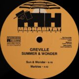 """Greville: Summer & Wonder [12""""]"""