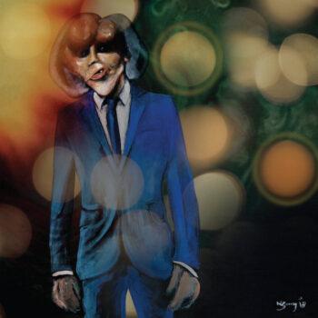 Berry, Matt: The Blue Elephant [CD]
