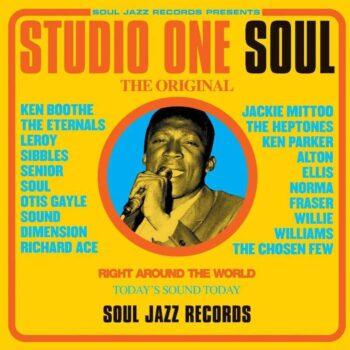 variés: Studio One Soul — édition 20e anniversaire [2xLP, vinyle coloré]