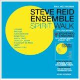 Reid Ensemble, Steve: Spirit Walk [2xLP, vinyle bleu]