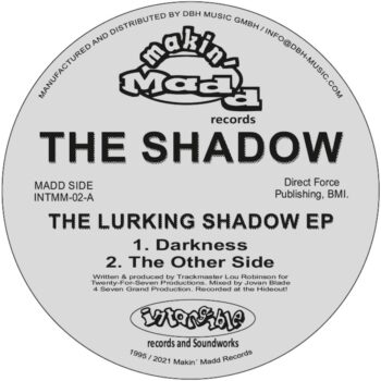 """Shadow, The: The Lurking Shadow EP [12""""]"""