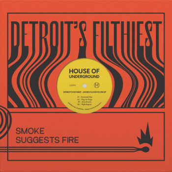 """Detroit's Filthiest: Smoke Suggests Fire EP [12""""]"""