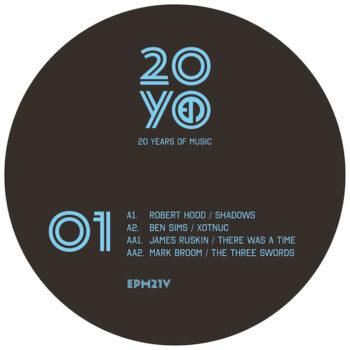 """variés: EPM20 EP1 [12""""]"""