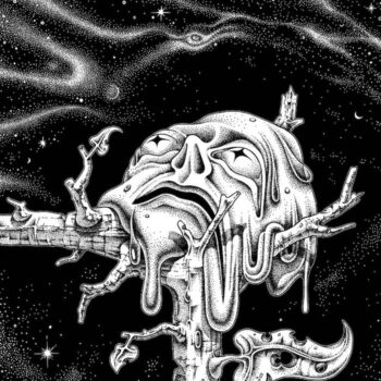 Hooveriii: Water For The Frogs [LP, vinyle bleu de mer]