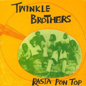 Twinkle Brothers: Rasta Pon Top [LP, vinyle rouge]