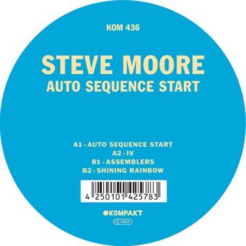 """Moore, Steve: Auto Sequence Start [12""""]"""