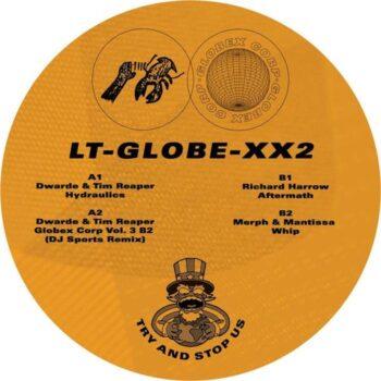 """variés: LT-GLOBE-XX2 [12""""]"""