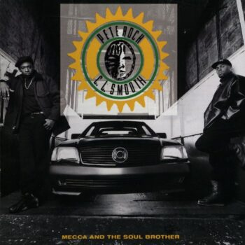 Pete Rock & C.L. Smooth: Mecca And The Soul Brother [2xLP, vinyle clair]