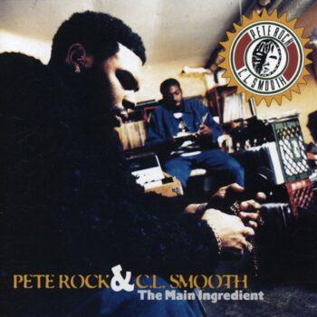 Pete Rock & C.L. Smooth: The Main Ingredient [2xLP, vinyle clair]
