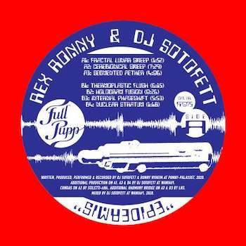 "Rex Ronny & DJ Sotofett: Epidermis [12""]"