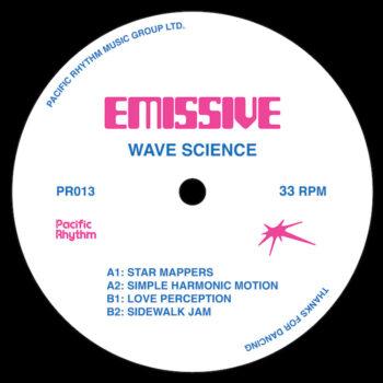 """Emissive: Wave Science [12""""]"""
