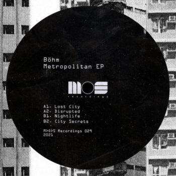 """Böhm: Metropolitan EP [12""""]"""