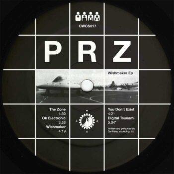 """PRZ: Wishmaker EP [12""""]"""