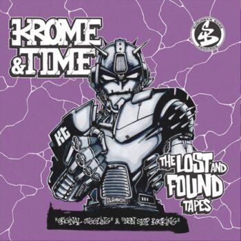 """Krome & Time: Lost & Found Tapes [12"""", vinyle coloré]"""