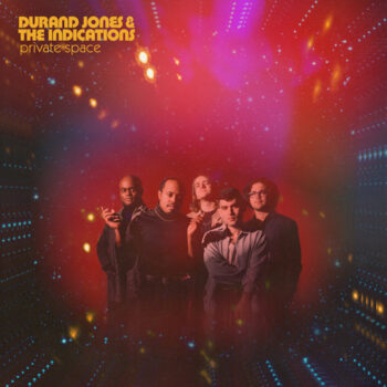 Jones & The Indications, Durand: Private Space [CD]