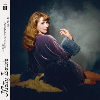 "Lewis, Molly: The Forgotten Edge EP [12"", vinyle clair rouge]"