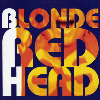 Blonde Redhead: Blonde Redhead [LP, vinyle coloré]