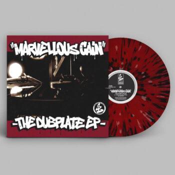 """Marvellous Cain: Dubplate EP [12"""", vinyle coloré]"""