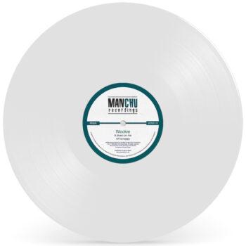 """Wookie: Down On Me / Scrappy [12"""", vinyle blanc]"""