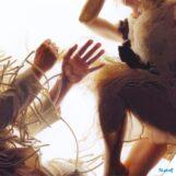 LUMP: Animal [LP, vinyle tourbillon turquoise & blanc]
