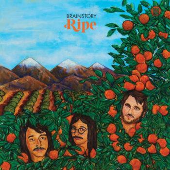 Brainstory: Ripe EP [LP, vinyle coloré]