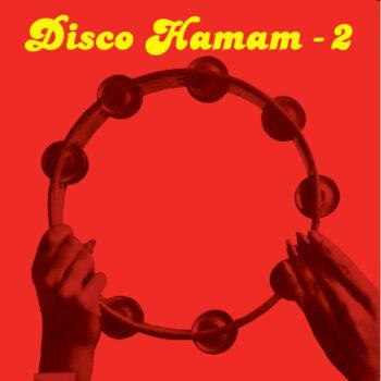 """Paralel Disko / Afacan: Disco Hamam Vol. 2 [12""""]"""