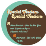 """Parrish & Maurissa Rose, Theo / The Unit: Special Versions [12""""]"""