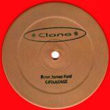 "Ford, Ryan James: D614G [12"", vinyle orange]"