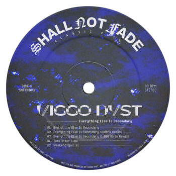 "Dyst, Viggo: Everything Else Is Secondary — incl. Remixes par Baltra & 1-800 Girls [12""]"