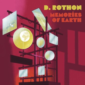 D. Rothon: Memories of Earth [LP, vinyle orange]