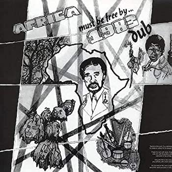 Pablo, Augustus: Africa Must Be Free... By 1983 Dub [LP]