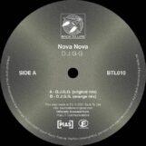 """Nova Nova: D.J.G.G. [12""""]"""