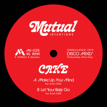 """Cake: The Unreleased Master Tapes 12"""" [12""""]"""