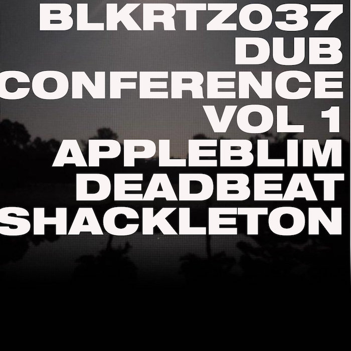 Appleblim, Deadbeat & Shackleton: Dub Conference Vol. 1 [2xLP]
