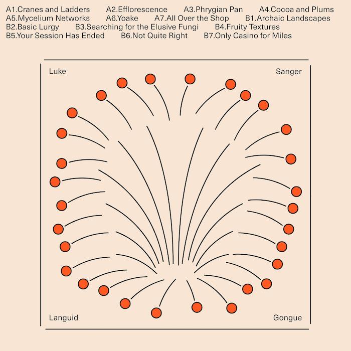 Sanger, Luke: Languid Gongue [LP]
