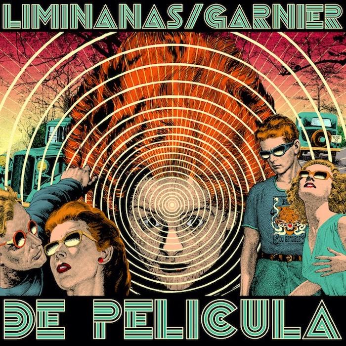 "Limiñanas & Laurent Garnier, The: De Pelicula [2xLP+7""]"