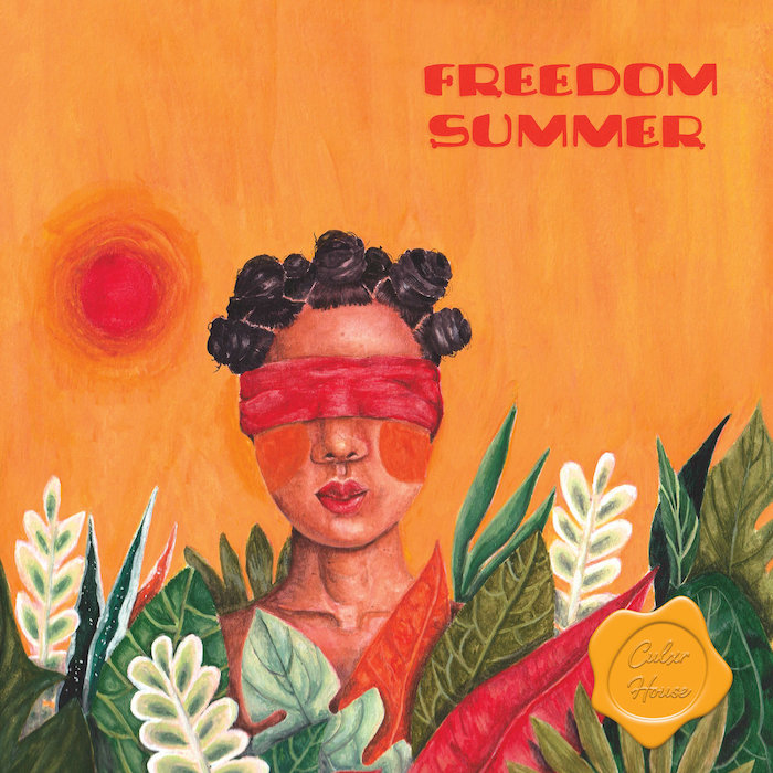 Yates & XOBOI, Marcey: Culxr House:Freedom Summer [LP, vinyle vert clair]