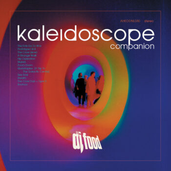 DJ Food: Kaleidoscope + Companion [4xLP, vinyle coloré]
