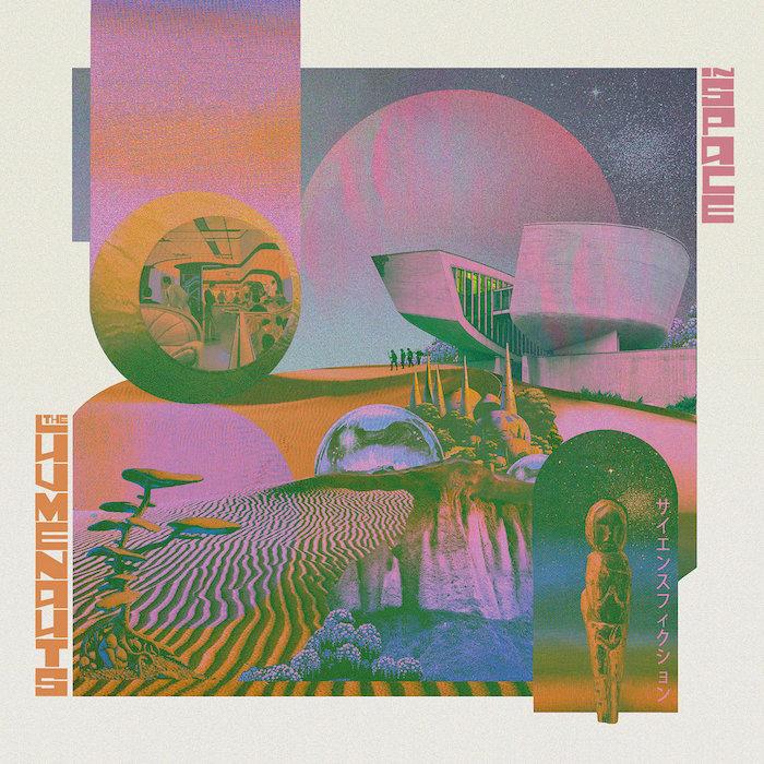 Luvmenauts, The: In Space [LP, vinyle blanc]