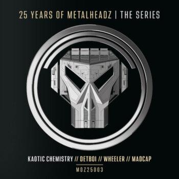 """Kaotic Chemistry: 25 Years Of Metalheadz — Part 3 [12""""]"""