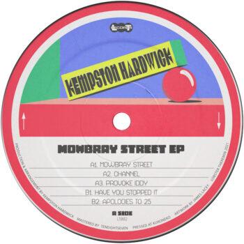 "Hardwick, Kempston: Mowbray Street [12""]"