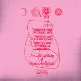 """Brightledge & Marlon Hoffstadt, Paris: Forgive You — incl. Remix par Vin Sol [12""""]"""