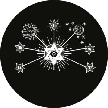 """Krust: The Edge of Everything Remixes #3 — UNKLE / Hodge / DJ Nature [12""""]"""